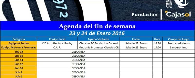 agenda 23-1-16