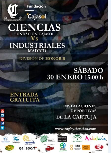 La agenda del fin de semana del Rugby en Sevilla y más allá.
