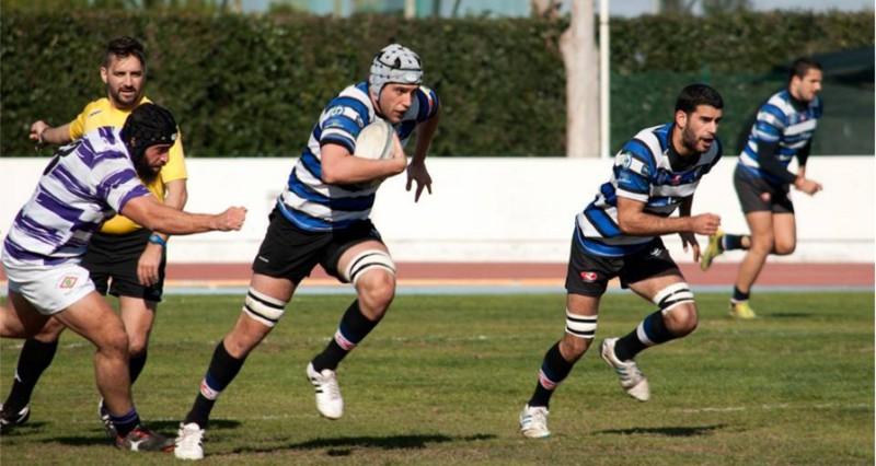 Un Ciencias de escándalo. | Ciencias Rugby Sevilla