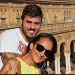 Mazo y su esposa Chadia... una pareja como pocas.