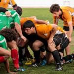 Ciencias Promesas Metronia vs San Jerónimo. Rugby Andalucía