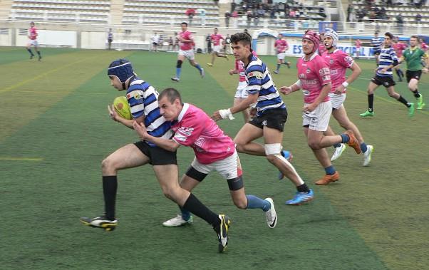 sub18 campeones del torneo nacional de rugby 4