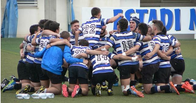 sub18 campeones del torneo nacional de rugby 5