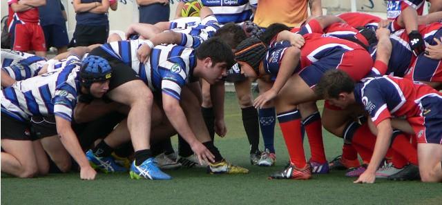 sub18 campeones del torneo nacional de rugby 9