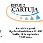 CIENCIAS RUGBY SEVILLA - EL SALVADOR