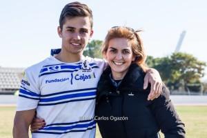 15 Ciencias Rugby Sevilla vs U.E. Santboiana 22/01/2017