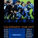 Calendario RUGBY BASE Ciencias Fundación Cajasol TEMPORADA 2016/2017