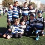 Foto: Carmen FerSan SUB8 Escuela de Rugby del Ciencias