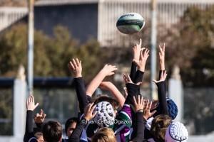 Foto: Juan Carlos Ogazón SUB12 Escuela de Rugby del Ciencias GRANADA 28/01/2017