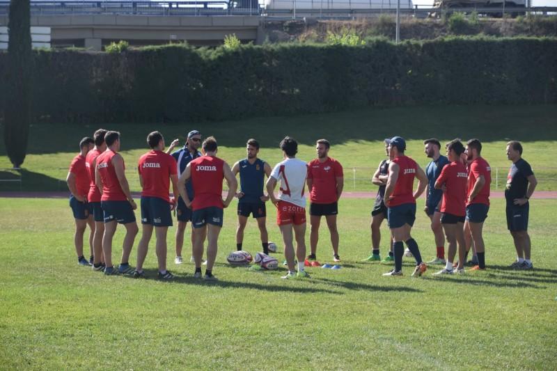 Foto: Federación Españla de Rugby