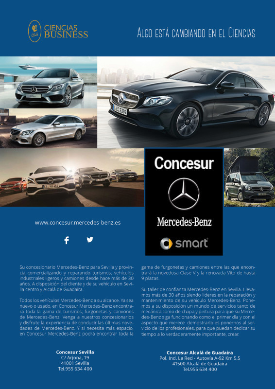 Ciencias Business - Concesur Mercedes Benz