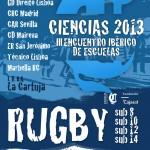 Cartel Encuentro Ibérico de Escuelas
