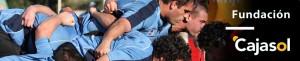 La delantera del Ciencias Rugby Sevilla